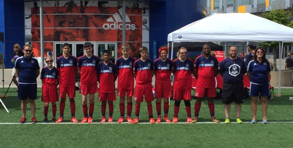 Opportunity of a Lifetime for Chicago Fire Unified Soccer ...