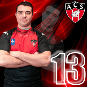 CHAMPENOIS CHRITOPHER AC SOISSONS RUGBY