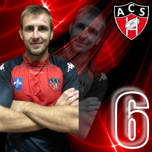 GONTIER LAURENT AC SOISSONS RUGBY