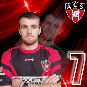 HANNECART GUILLAUME AC SOISSONS RUGBY