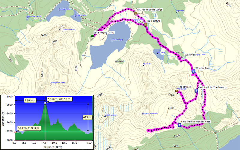 Ideal for, camping and hiking. The Towers Scrambling In Mount Assiniboine Provincial Park Soistheman Digital Diary