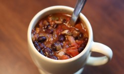 So, I've Been Thinking.com Smoky Black Bean Soup