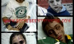 scary kids photos