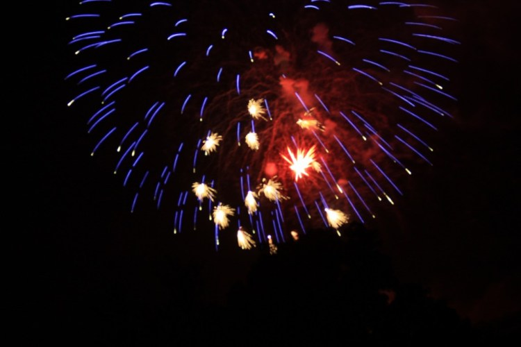 original fireworks photo