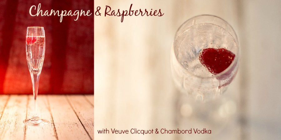 Champagne and Raspberries; So, I've been thinking...
