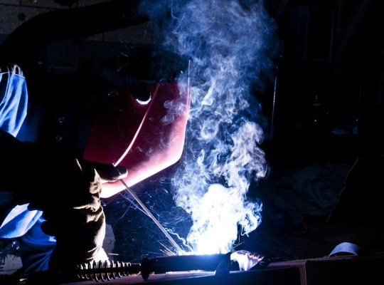 welding smoke
