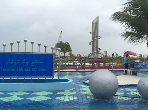 Poignant Beauty - The Tsunami Monument