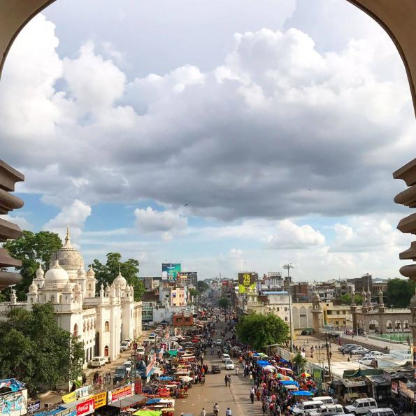 charminar hyderabad in a day exploring