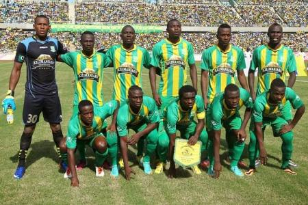 Yanga full squad latest