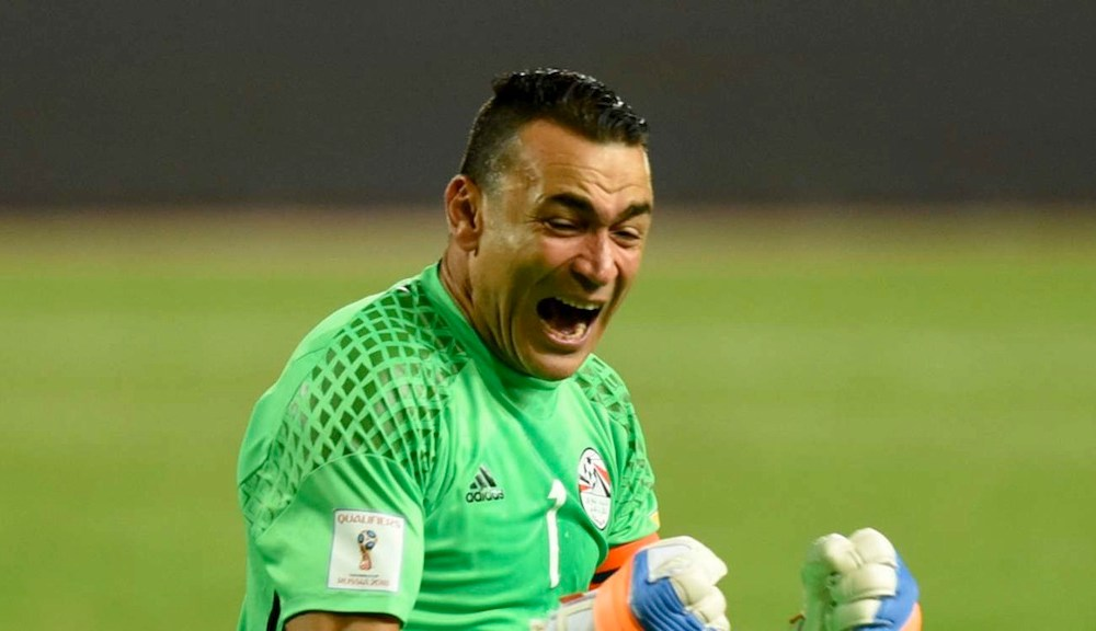 Egypt's Legendary keeper Essam El-Hadary included in 2020 Guiness Book of Records