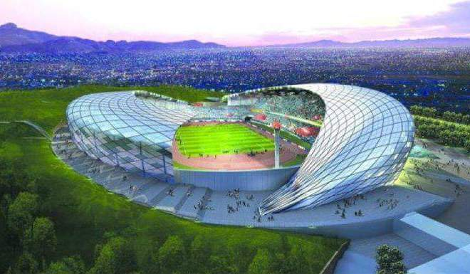 Afcon 2019 Japoma Stadium To Be Completed Next Month