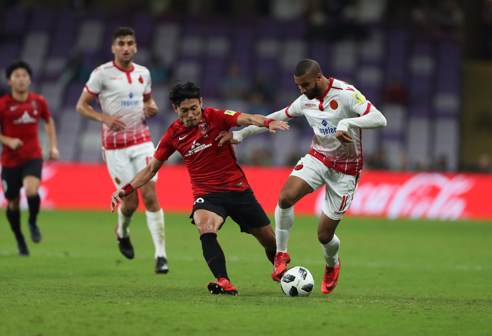 Urawa beats African champion to claim fifth at Club World Cup