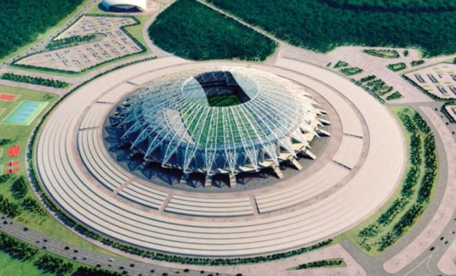 """Résultat de recherche d'images pour """"Cosmos Arena Samara"""""""