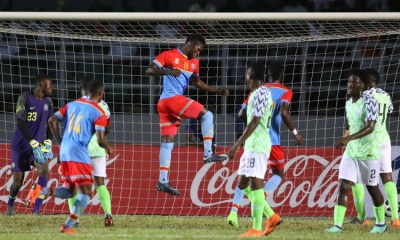 Drc Congo National Football Team