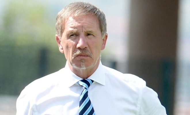 Stuart Baxter South Africa coach
