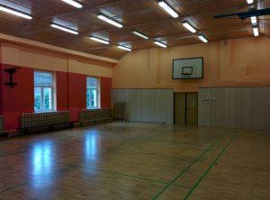 Tělocvična velký sál