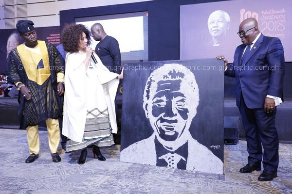 Mandela would have endorsed 'Ghana Beyond Aid' — Akufo-Addo