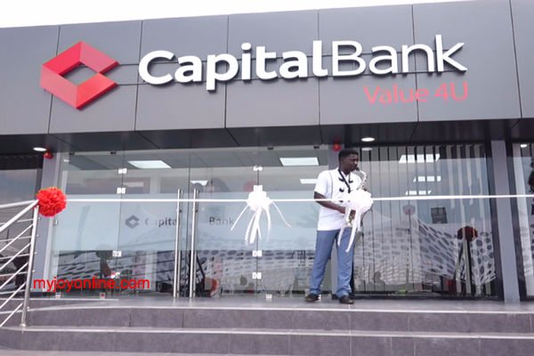 BoG benefitted from Capital Bank's mess; officers must pay with their jobs- Kwabena Donkor