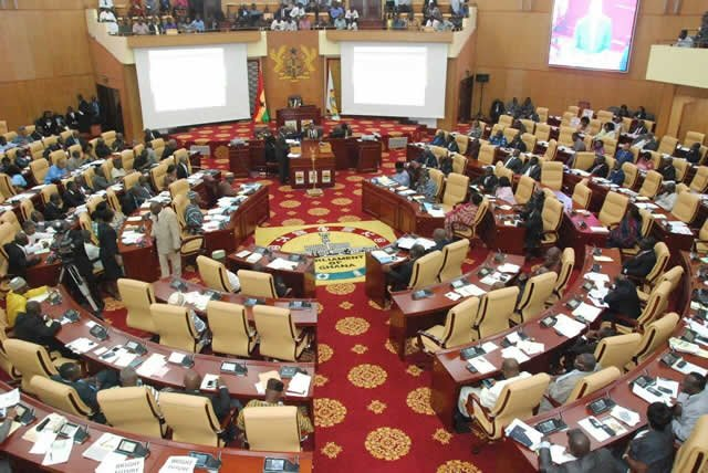 Parliament will not gag the press – Leadership
