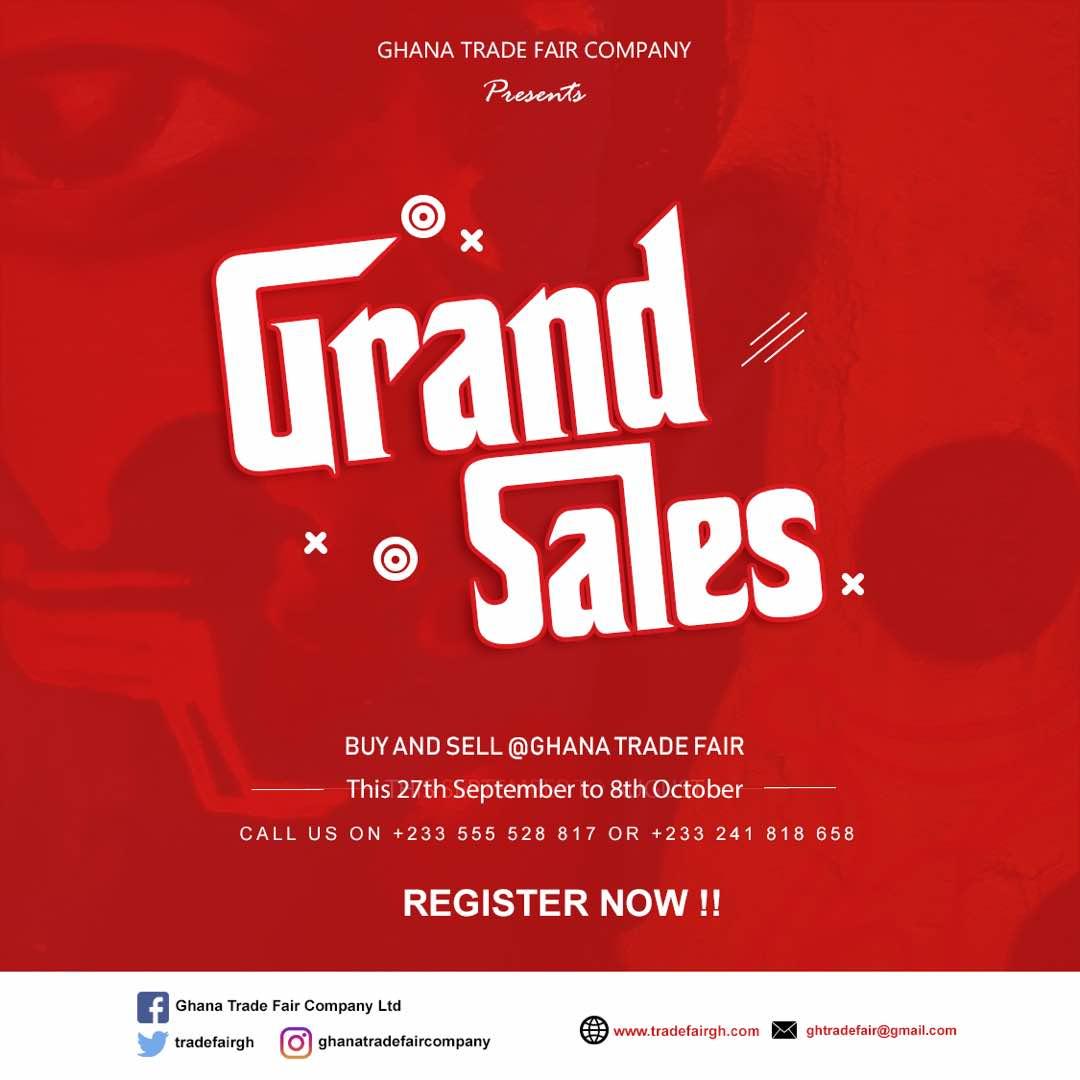 Grand Sale 2018