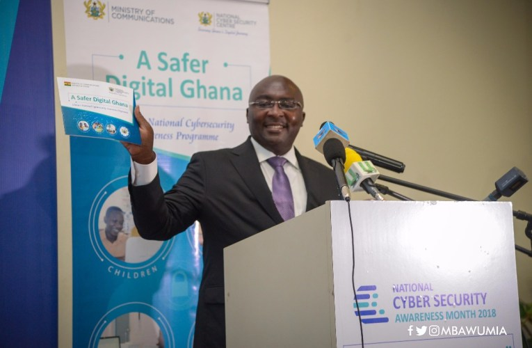 Bawumia launches 2018 Cyber Security Awareness Programme
