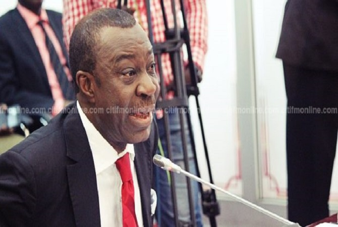 I'm not happy with the rate of project implementation – Akoto Osei