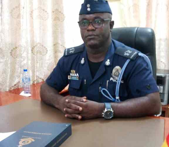 PLEASE PROMOTE OUR COMMANDER – AMASAMAN CID PLEADS