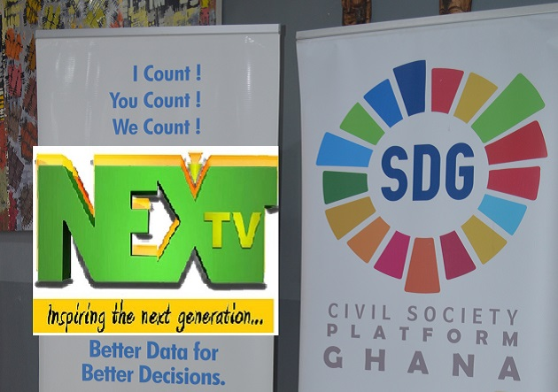 VIDEOS: NEXT TV PARTNERS WITH GHANA CSOs PLATFORM TO PROJECT THE SUSTAINABLE DEVELOPMENT GOALS