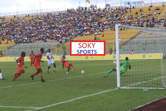 Late penalty saves day for Kotoko