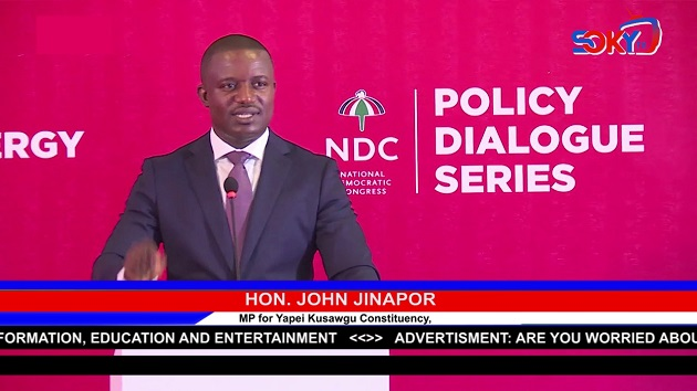 VIDEO: The Akufo-Addo Administration is Turning The Clock of Time Backward – Jinapor