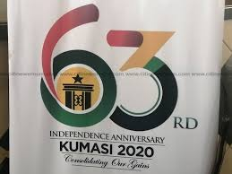 63rd Independence Day Celebration to be held in Kumasi