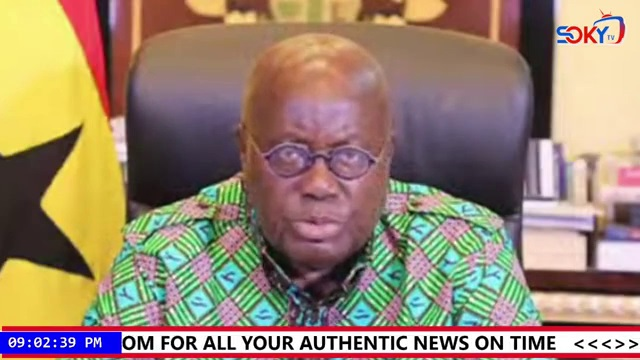 COVID 19: Akufo-Addo declares March 25 national fasting day