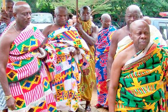Katakyie Kwasi Bumagama II &chiefs
