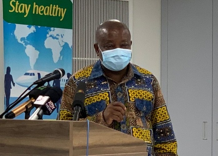 COVID-19: Health Minister continues treatment at home