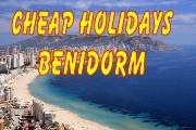 Cheap holidays Benidorm