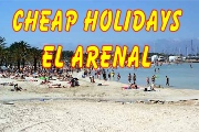 Cheap holidays El Arenal