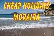 Cheap holidays in Moraira