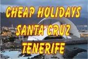 Cheap holidays Santa Cruz, Tenerife