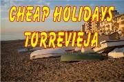 Cheap holidays Torrevieja