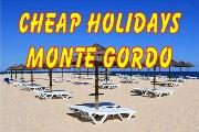 Cheap holidays Monte Gordo, Algarve, Portugal