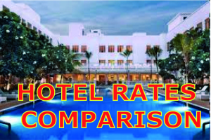 WORLDWIDE HOTEL RATES COMPARISON