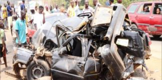 Accident, FRSC, Federal, Government