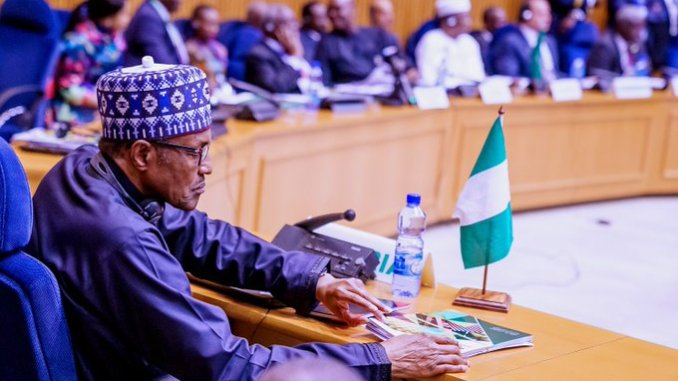 Buhari ECOWAS