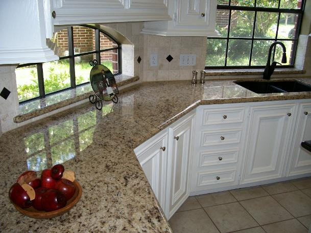 Giallo Napoli Granite White Cabinets Backsplash Ideas on Backsplash Ideas For White Cabinets And Granite Countertops  id=40361