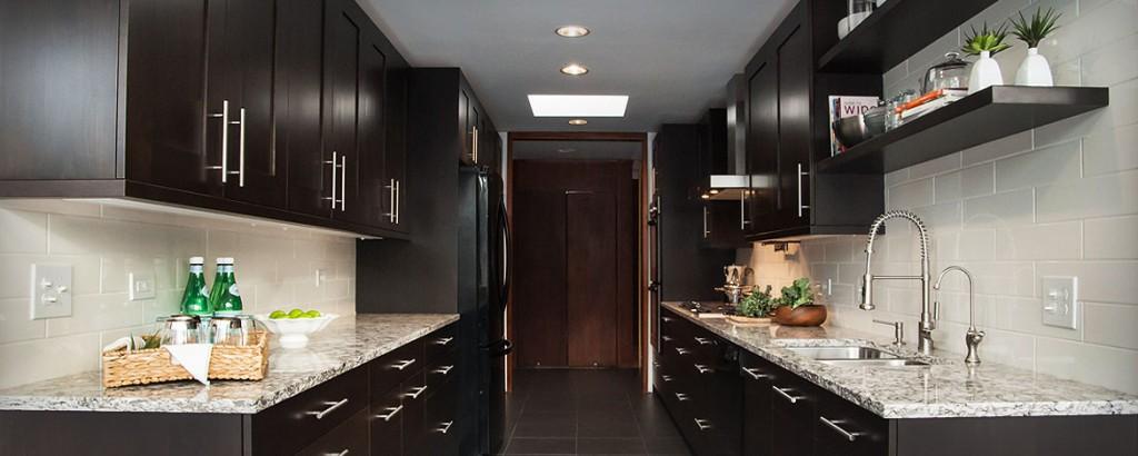 Cambria Bellingham Dark Cabinets Backsplash Ideas on Backsplash Ideas For Dark Cabinets  id=91080