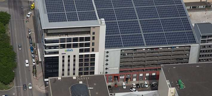 Atlantic Centre SOLA Future Energy Industrial Office Solar PV System Project