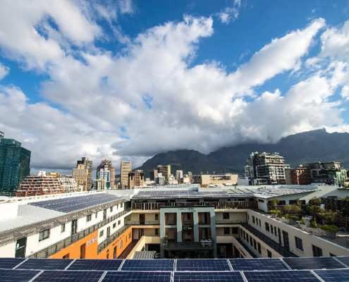 Cape Quarter Retail Solar PV System Project