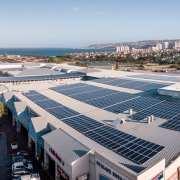 Retail solar system