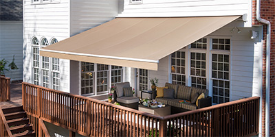 retractable awnings and more from solair shade solutions solair
