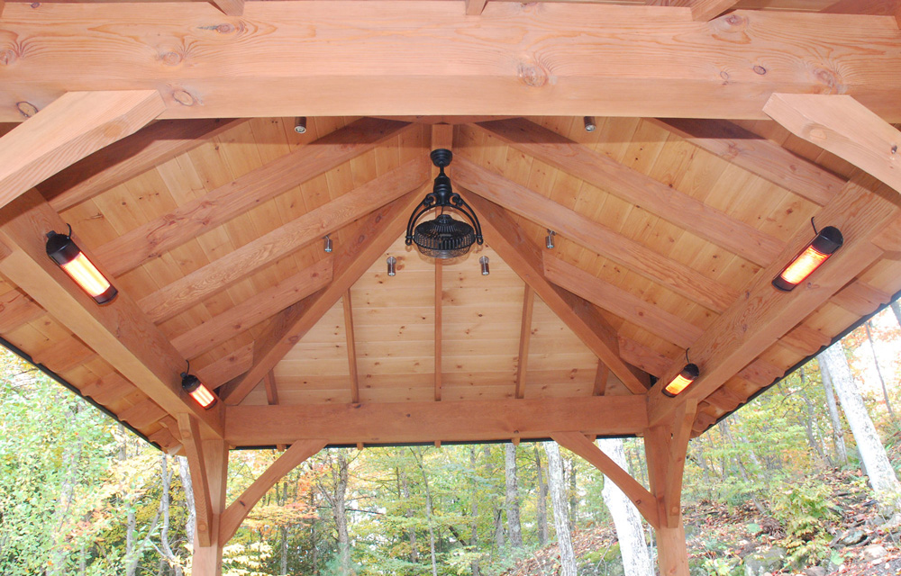 Get Comfortable With Solaira Outdoor Gazebo Heating